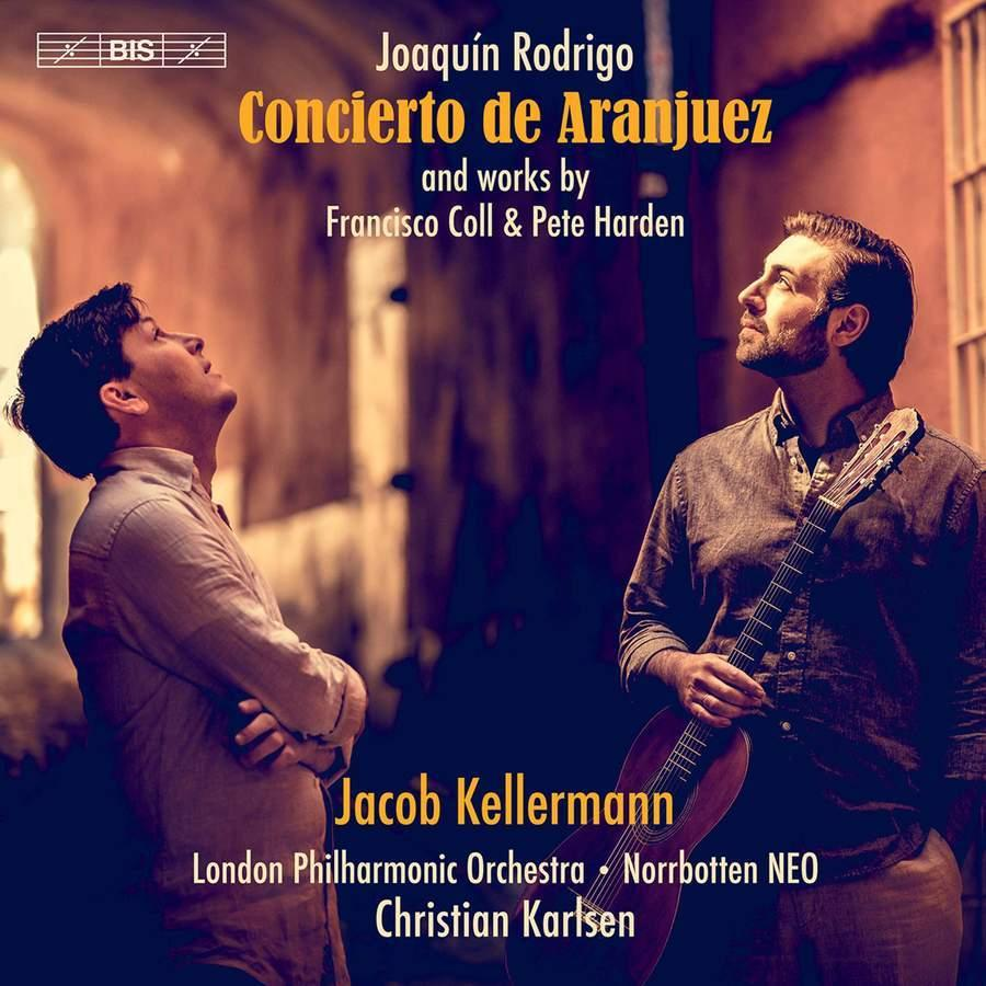 Rodrigo: Concierto de Aranjuez & works by Francisco Coll & Pete Harden