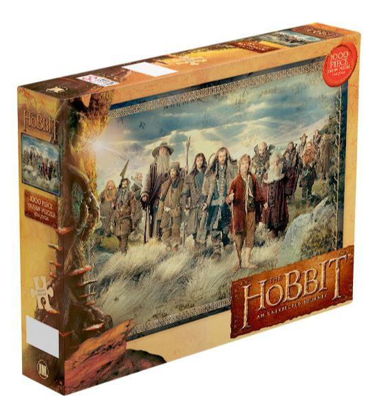 The Hobbit: An Expected Journey Jigsaw Puzzle(1000Piece)