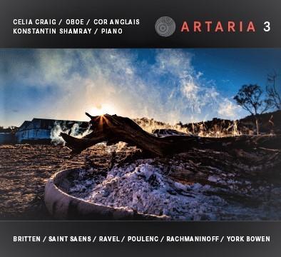 Artaria 3: Works for Oboe & Cor Anglais and Piano