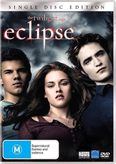 Twilight Saga, The-Eclipse