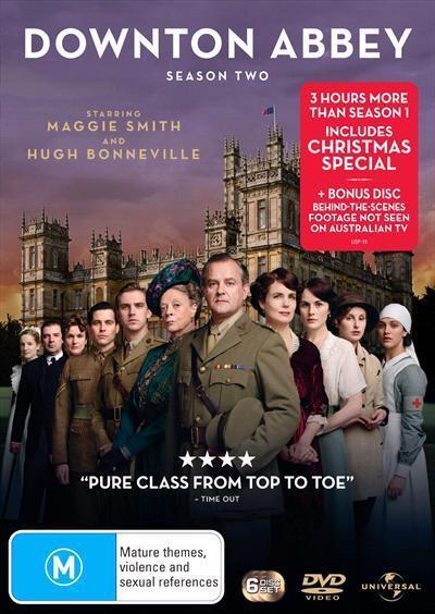 Downton Abbey: Season2(DVD)
