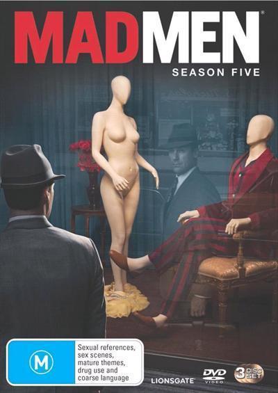 Mad Men: Season5(DVD)