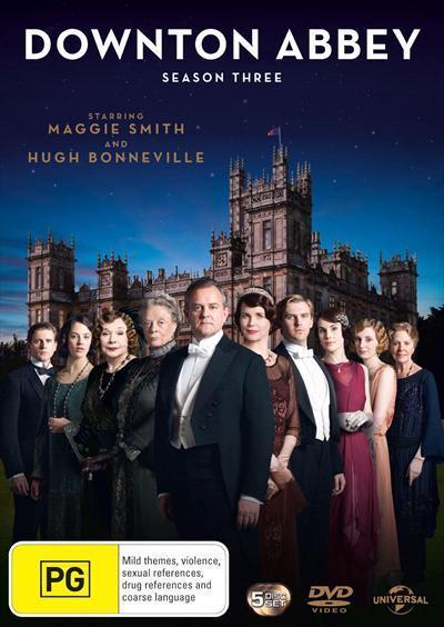 Downton Abbey: Season3(DVD)