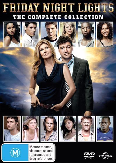 Friday Night Lights Season 1 - 5 Boxset (DVD)