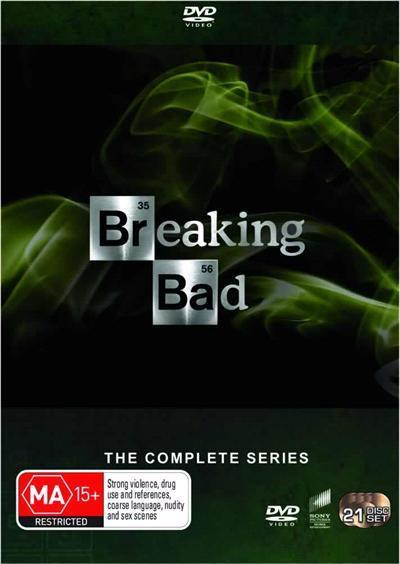 Breaking Bad: Season 1-6 (Soft Pack Box-Set) (DVD)