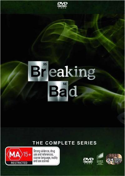 Breaking Bad: Season 1-6 (Soft Pack Box-Set) (DVD)