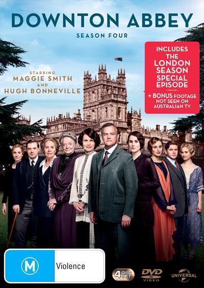 Downton Abbey Season4(DVD)