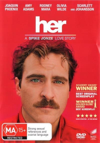 Her (DVD) by Spike Jonze