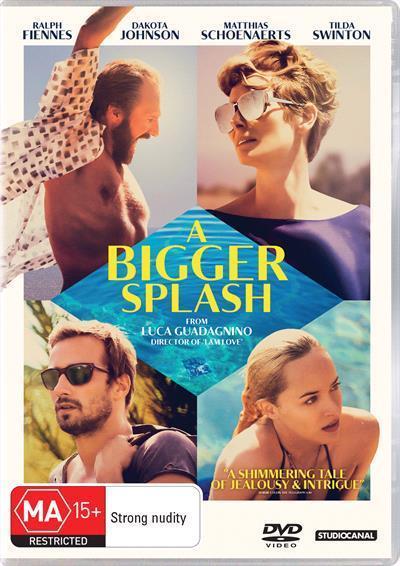 BiggerSplashDvd