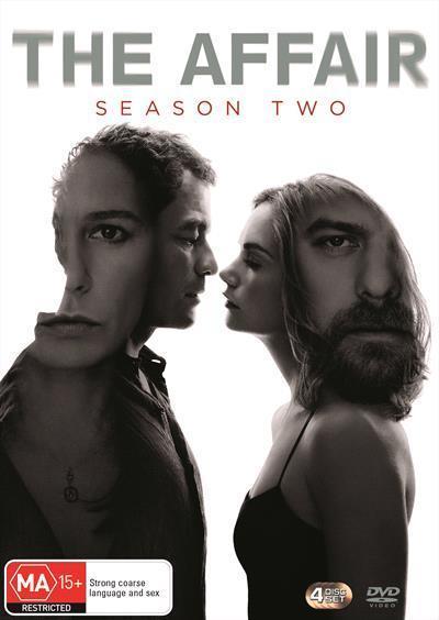 The Affair: Season 2 (DVD)