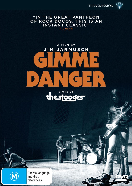 GimmeDanger(DVD)
