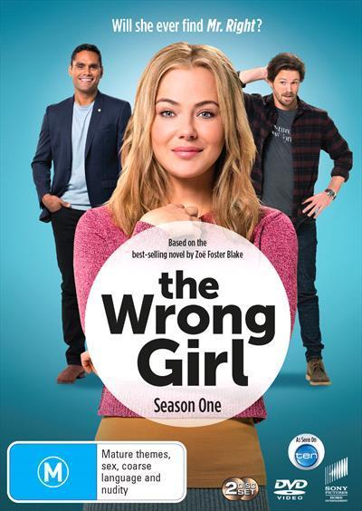 The Wrong Girl: Season 1 (DVD)