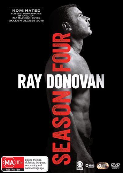 Ray Donovan: Season 4 (DVD)