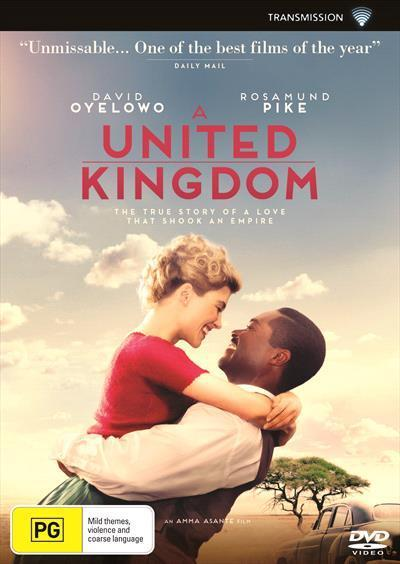 A United Kingdom (DVD)