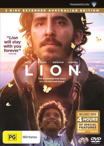Lion(DVD)