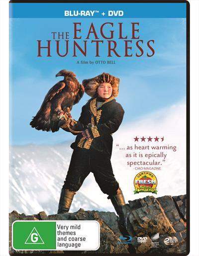 The EagleHuntress(DVD)