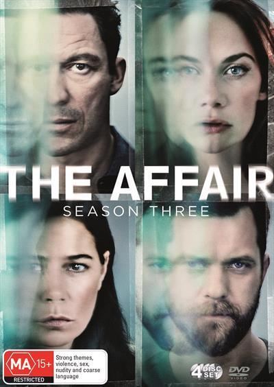 The Affair: Season 3 (DVD)