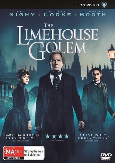 The LimehouseGolem(DVD)