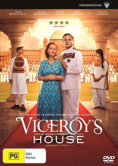 Viceroy's House (DVD)