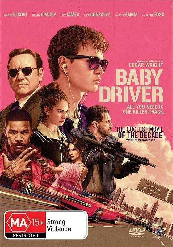 BabyDriver(DVD)