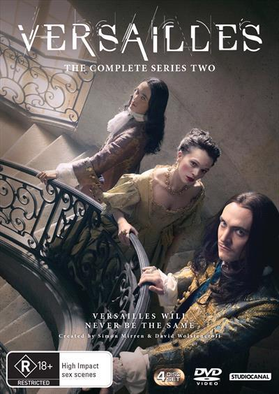 Versailles: Season2(DVD)