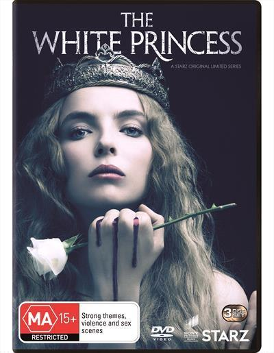 The White Princess: Season 1 (DVD)