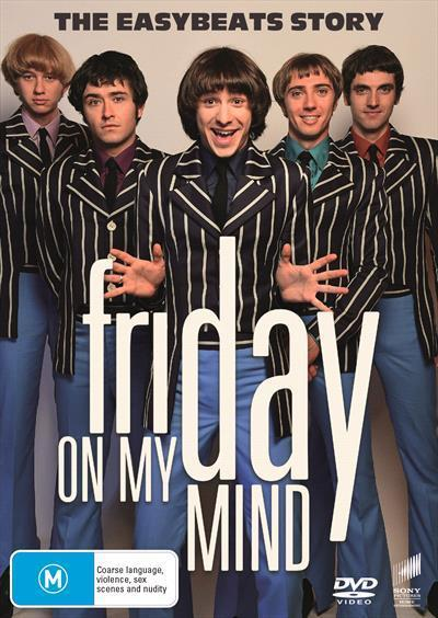 Friday On My Mind: The EasybeatsStory(DVD)