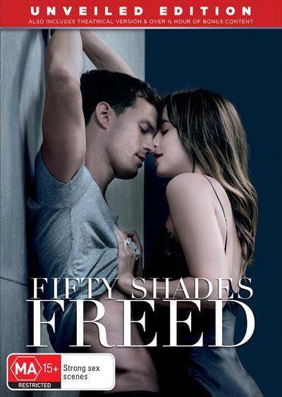 Fifty ShadesFreed(DVD)