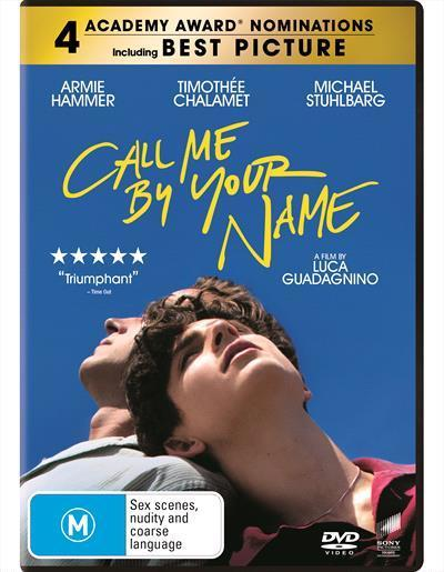 Call Me By YourName(DVD)