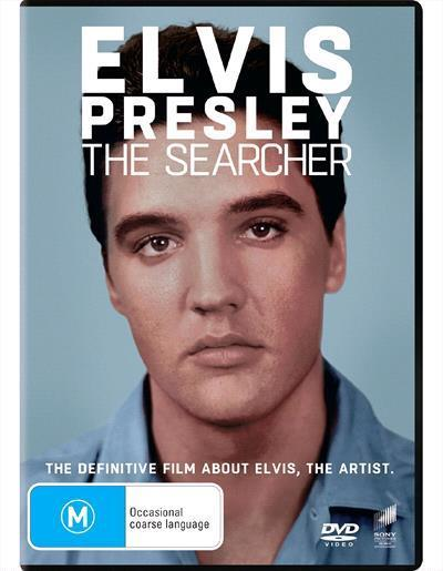 Elvis Presley The Searcher (DVD)