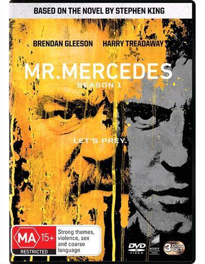 Mr Mercedes: Season 1 (DVD)