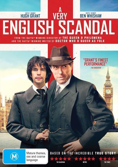A Very English Scandal (DVD)