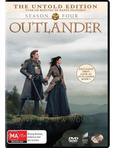 Outlander: Season 4 (DVD)