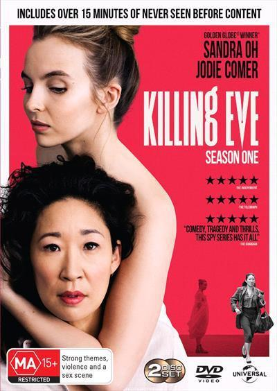Killing Eve: Season 1 (DVD)