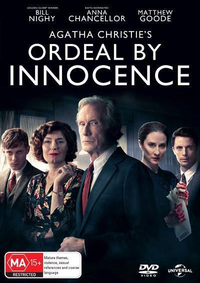 Agatha Christie's Ordeal byInnocence(DVD)