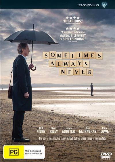 Sometimes Always Never (DVD)