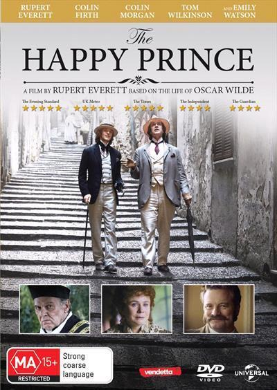 The HappyPrince(DVD)