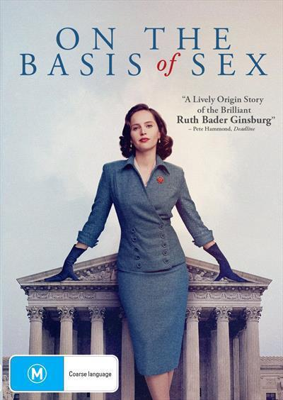 On the Basis ofSex(DVD)