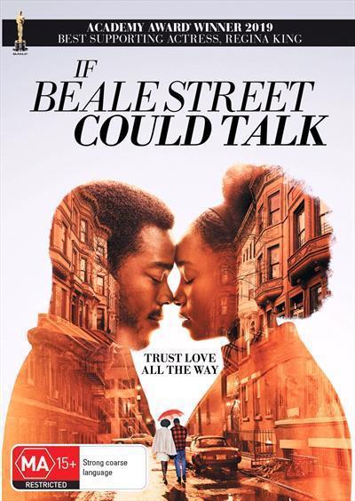 If Beale Street CouldTalk(DVD)