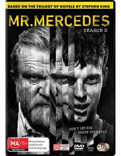 Mr. Mercedes: Season2(DVD)