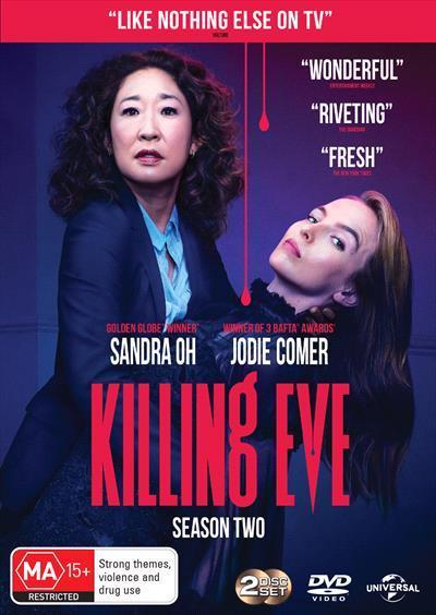 Killing Eve: Season 2 (DVD)