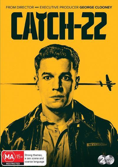 Catch-22: Season 1 (DVD)