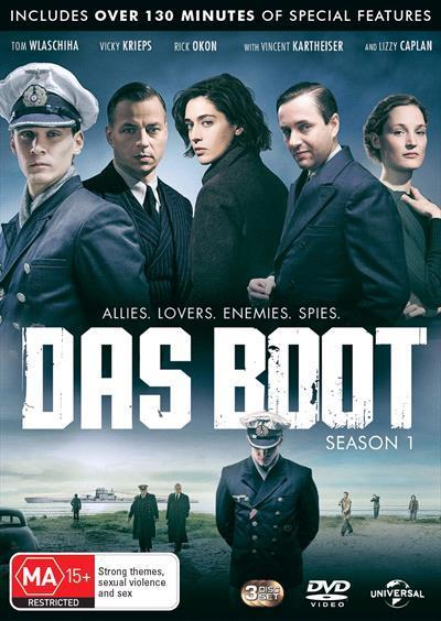 Das Boot: Season 1 (DVD)