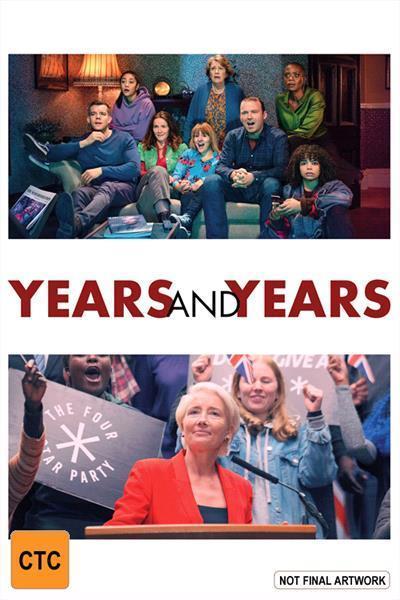 Years andYears(DVD)