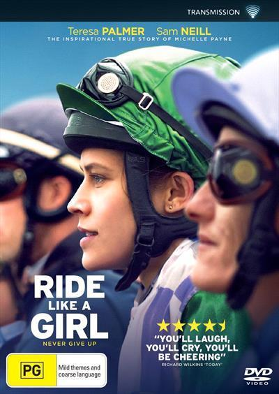 Ride Like a Girl (DVD)