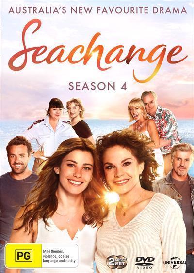 Seachange: Season4(DVD)