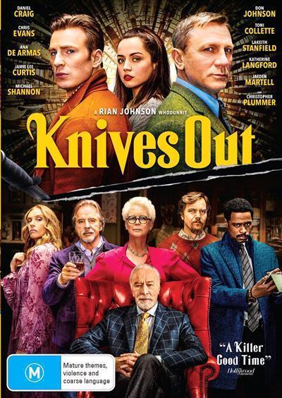 KnivesOut(DVD)