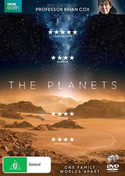 The Planets: Season1(DVD)
