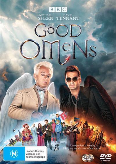 GoodOmens(DVD)