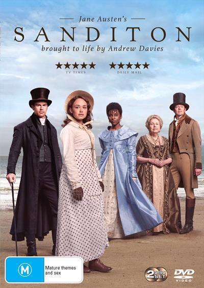 Jane Austen's Sanditon2019(DVD)